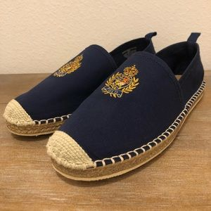 Polo Ralph Lauren Barron Crest Espadrilles